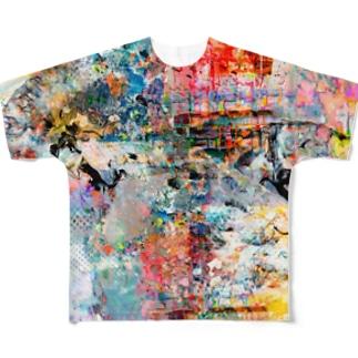 意味なんてない(両面) Full graphic T-shirts