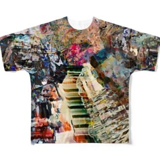 意味なんてない②(両面) Full graphic T-shirts