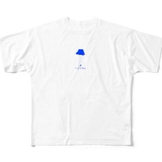 ぺんぎんver.2 Full graphic T-shirts