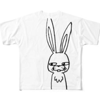 うれごりうす。 Full graphic T-shirts