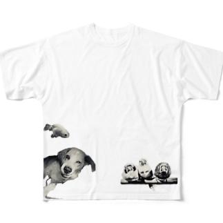 いろいろ Full graphic T-shirts