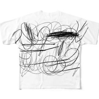 大掃除 Full graphic T-shirts