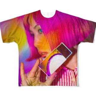 ピンキーピエロピンナップ🤡PPP Full Graphic T-Shirt