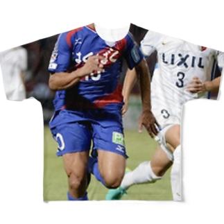 ドゥドゥ(2016)なりきりセット Full graphic T-shirts