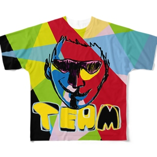 HAD CASSY Full graphic T-shirts