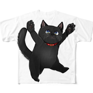 バンザイりんTシャツ Full graphic T-shirts