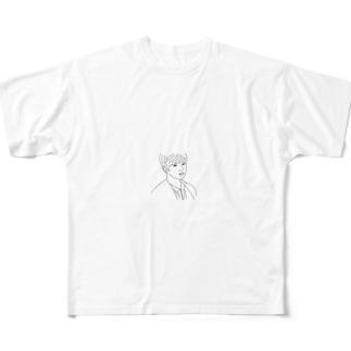 Haru T Full graphic T-shirts