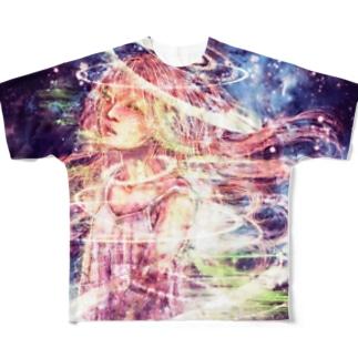 御身の星 Full graphic T-shirts