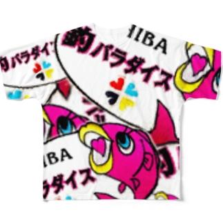 パララ グラフィックTシャツ Full graphic T-shirts