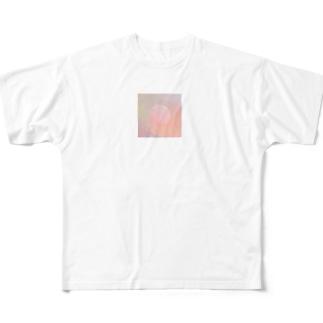 夜明け Full graphic T-shirts