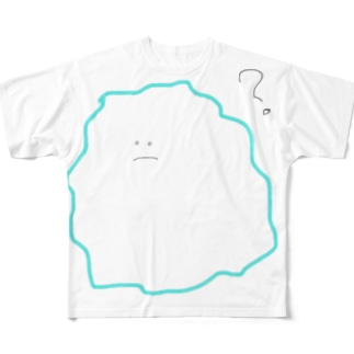 キュニダマル Full graphic T-shirts