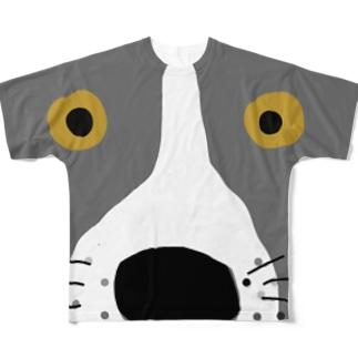 ユーノ Full graphic T-shirts