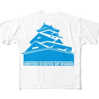 U.S.O Full graphic T-shirts
