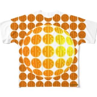 HR RetroFabric Full graphic T-shirts