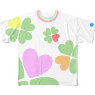 miiii Full graphic T-shirts