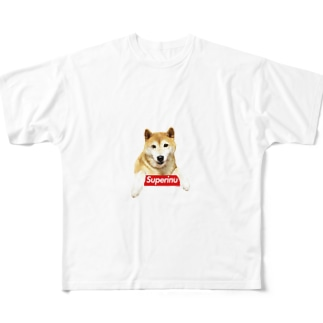 Anzuレディ時代 Full graphic T-shirts