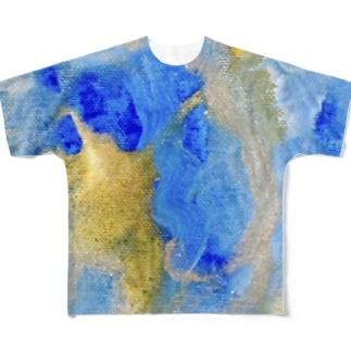 bound Full graphic T-shirts