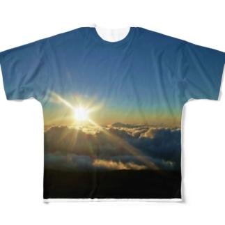 いつも心に太陽を🌞✨Part②太陽の家🏘️ Full graphic T-shirts