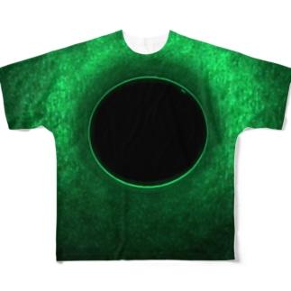 なんか怖い。。不気味なんだよこれ Full graphic T-shirts