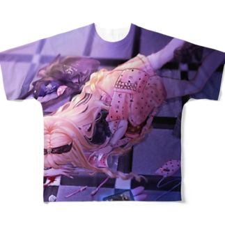 もう嘘つかないでよ。 All-Over Print T-Shirt