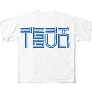 Tシャツ連載47 Full graphic T-shirts