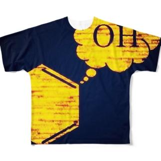 フェノールT Full graphic T-shirts