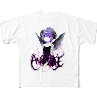 😈 Full graphic T-shirts
