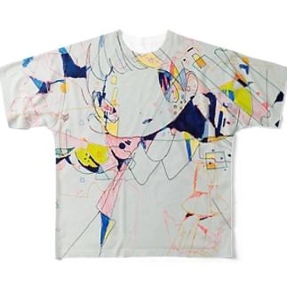 無題 Full graphic T-shirts