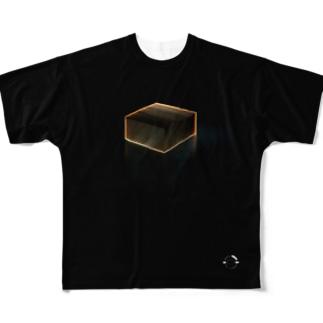 遠藤 正太×ASITA_PRODUCTS  Full graphic T-shirts