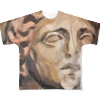 ヴェルモントT-shirt Full graphic T-shirts