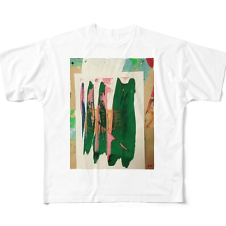 drawing Full graphic T-shirts