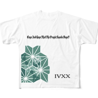 IVXX420 Full graphic T-shirts