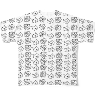本音と建前 Full graphic T-shirts