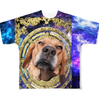 ハチ子2020 Full graphic T-shirts