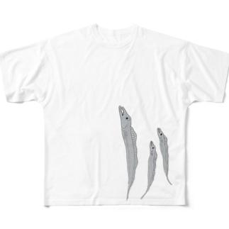 たっちー Full Graphic T-Shirt