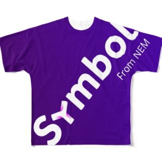 symbol Full graphic T-shirts