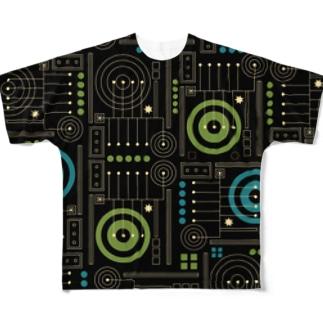 製造番号020 Full graphic T-shirts