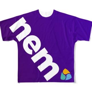nem Full graphic T-shirts