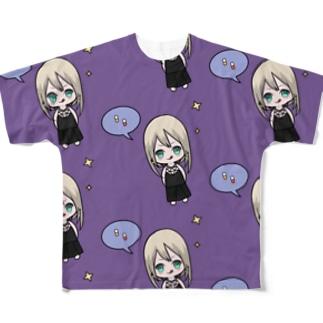 ご依頼用Tシャツ Full graphic T-shirts