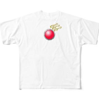 TK-pro(タイマー) Full graphic T-shirts