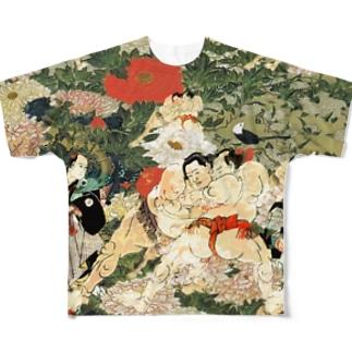 sumo6 Full graphic T-shirts