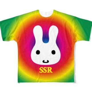 RRT054-レアリT Full graphic T-shirts