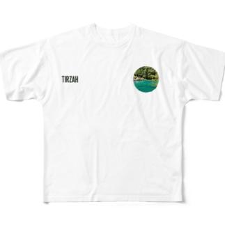 SEMUC CHAMPEY Full graphic T-shirts