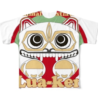 Lua-ken official Full graphic T-shirts