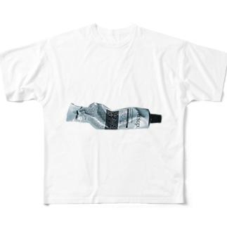 いそっぷ Full graphic T-shirts
