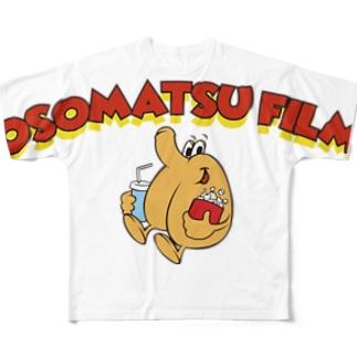 金玉くん Full graphic T-shirts