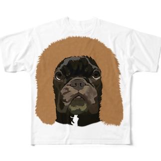 PIRIKA Full graphic T-shirts