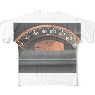 今月のトリップ Full graphic T-shirts