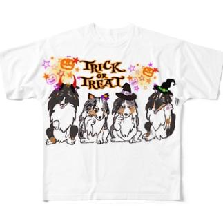 シェルブラ シスターズ  Full graphic T-shirts