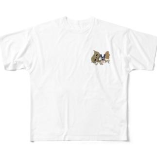 200923 Full graphic T-shirts